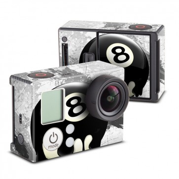 8Ball Skin for GoPro HERO3 and HERO3+