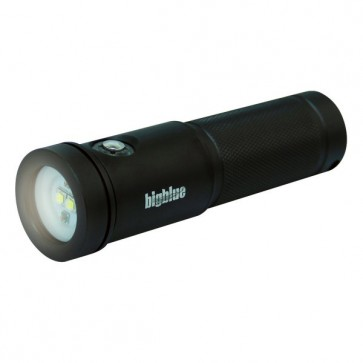 Bigblue AL1800XWP Black Molly 1800 Lumen Extra Wide Beam LED Light