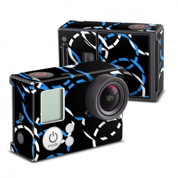 Blue Loops Skin for GoPro HERO3 and HERO3+