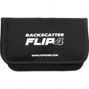 Backscatter Neoprene Protective Filter Wallet for FLIP4 Filter
