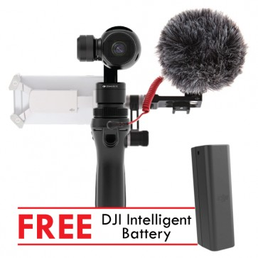 FREE DJI Battery - while stocks last.