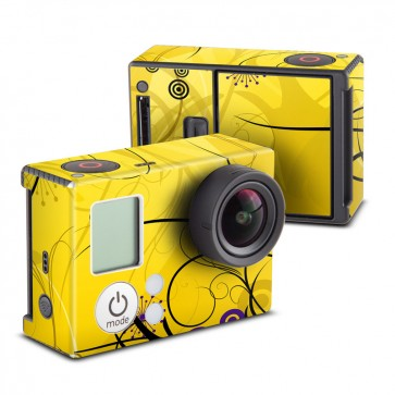 Chaotic Land Skin for GoPro HERO3 and HERO3+