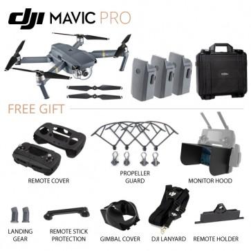 [READY STOCK] DJI Mavic Pro Ultimate Battery Combo