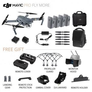 [READY STOCK] DJI Mavic Pro FLY MORE Ultimate Combo