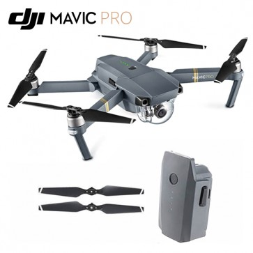 [READY STOCK] DJI Mavic Pro Drone (Official DJI Malaysia Warranty)
