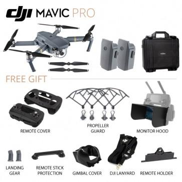 [READY STOCK] DJI Mavic Pro Combo with Total 2 batteries + HardCase (Official DJI Malaysia Warranty)