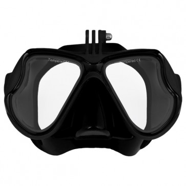 Freewell Diving Mask for Action Cameras (Black)