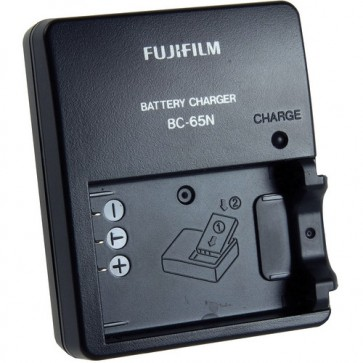 Fujifilm BC-65N Charger for NP-40, NP-95 and NP-120 Batteries