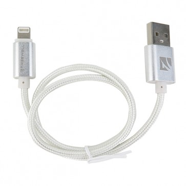 Freewell Lightning USB Cable (Silver)
