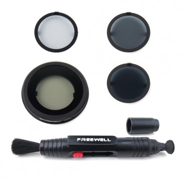 Freewell UV/ND4/ND8/CPL Filter Set for Yuneec Typhoon/Blade Chroma 4K