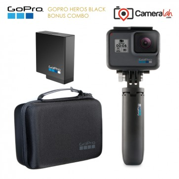GoPro BONUS COMBO (Casey + Shorty + Battery)