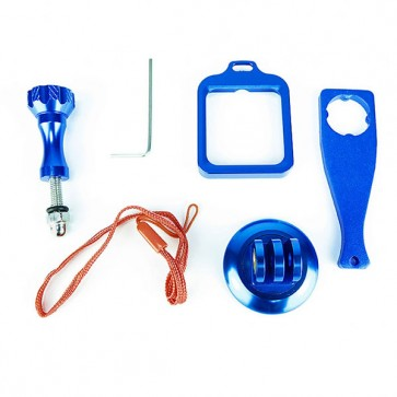 HIROGear Aluminium Kit (Blue)
