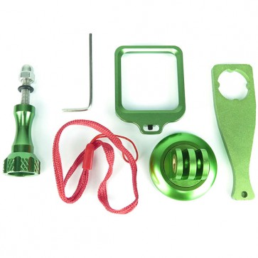 HIROGear Aluminium Kit (Green)
