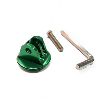 HIROGear Aluminium Screw Mount (Green)