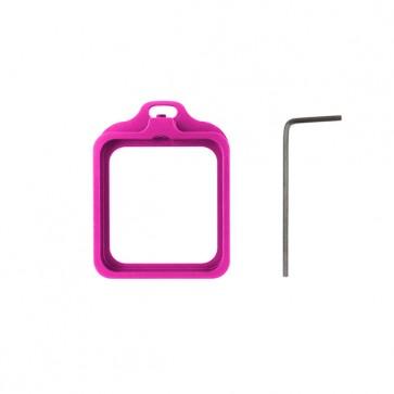 HIROGear Aluminium Lens Protector for HERO3+/4 (Pink)