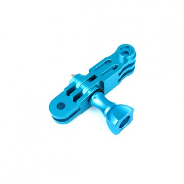 HIROGear Aluminum Side Mount (Blue)