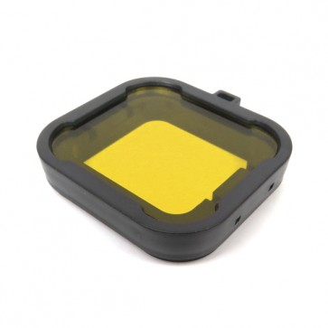 HIROGear Diving Filter HERO4/3+ for NIGHTSEA UV (Yellow)