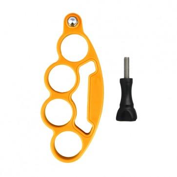HIROGear Knuckle Chuck Mount (Yellow)