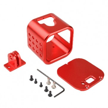 HIROGear Aluminium Frame for HERO4 Session (Red)