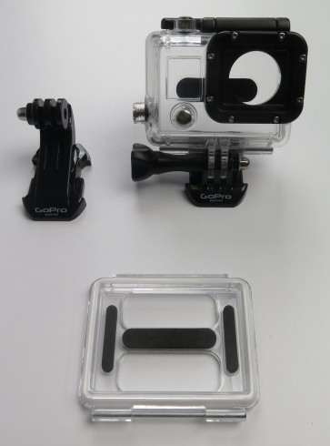 RECON GoPro Dive Housing for HERO3/HERO3+/HERO4