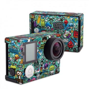 GoPro HERO4 Black Edition Skin - Jewel Thief