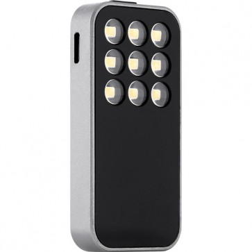 KNOG EXPOSE Smart Video Light for IPhone & Android (Black)