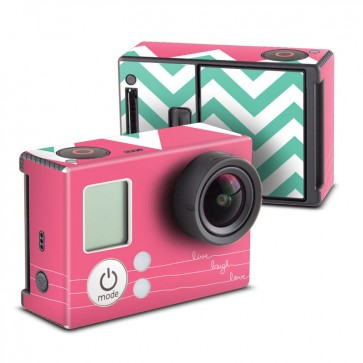 Live Laugh Love Skin  for GoPro HERO3 and HERO3+