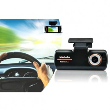 Marbella MX5 HD720P Dash Cam Car DVR Recorder