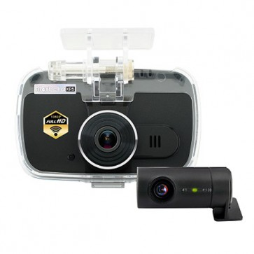 Marbella KR5 Full HD1080P Dual Car DVR Recorder