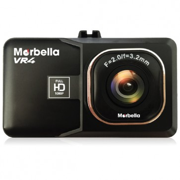 Marbella VR4 HD1080P Dash Cam DVR Recorder
