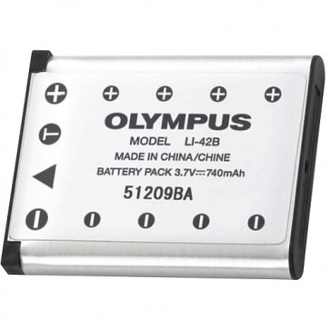 Olympus LI-42B Rechargeable Li-Ion Battery