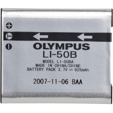 Olympus LI-50B Rechargeable Li-Ion Battery