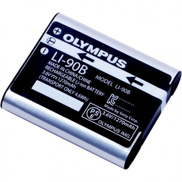 Olympus LI-90B Rechargeable Li-Ion Battery