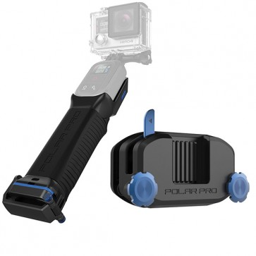 PolarPro THE COMBO ProGrip & StrapMount Combo for GoPro