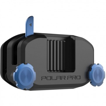 PolarPro STRAPMOUNT Backpack & Strap Mount for GoPro