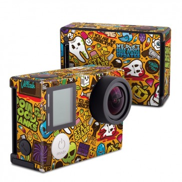 GoPro HERO4 Black Edition Skin - Psychedelic