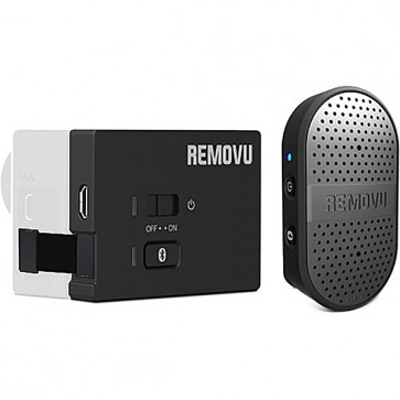 REMOVU M1+A1 Bluetooth Microphone for GoPro Hero 4/3+/3