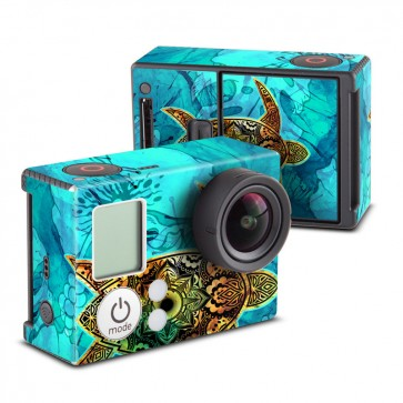 Sacred Honu Skin for GoPro HERO3 and HERO3+