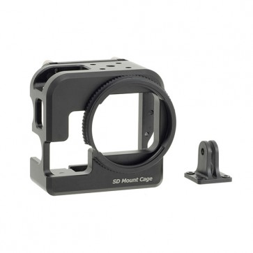INON SD Mount Cage for GoPro HERO3/ 3+/ 4