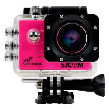 SJCAM SJ5000X Elite 4K WiFi Action Camera (Pink)