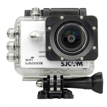 SJCAM SJ5000X Elite 4K WiFi Action Camera (White)