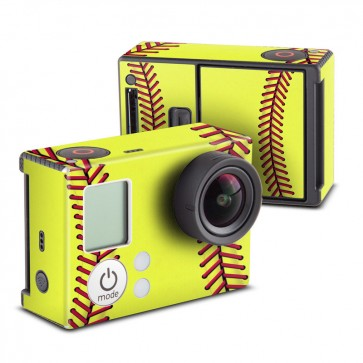 Softball Skin for GoPro HERO3 and HERO3+