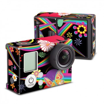 Wonderland Skin for GoPro HERO3 and HERO3+