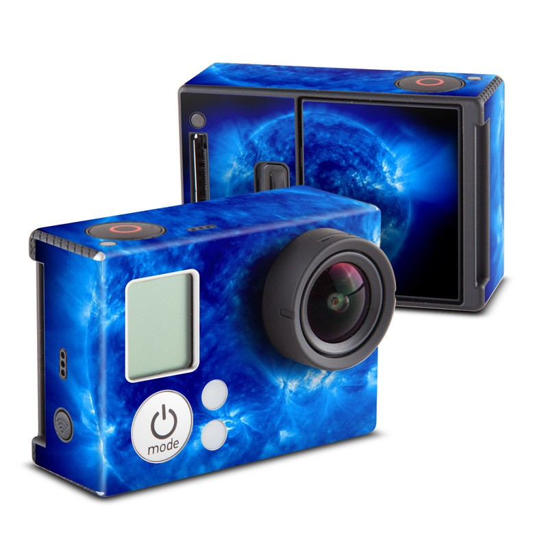 Blue Giant Skin for GoPro HERO3 and HERO3+