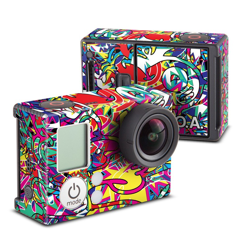 Graf Skin for GoPro HERO3 and HERO3+