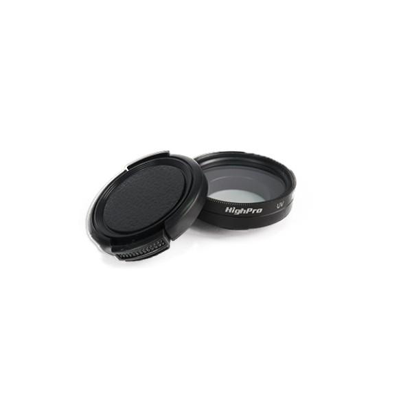 HEROGear 37mm UV Lens Converter with Cap