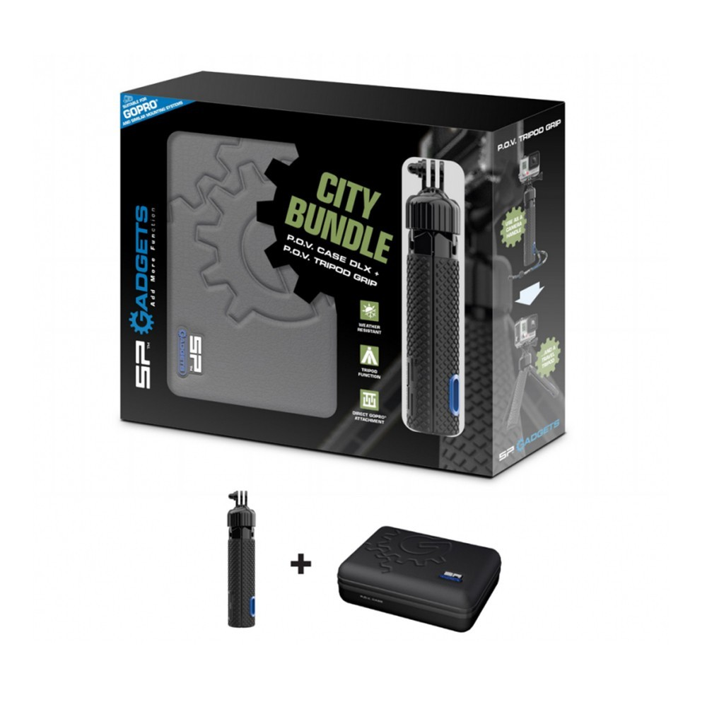 SP Gadgets City Bundle for GoPro