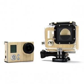 BazeSkin Maple Wood Full Body Skin for GoPro HERO3 / HERO3+