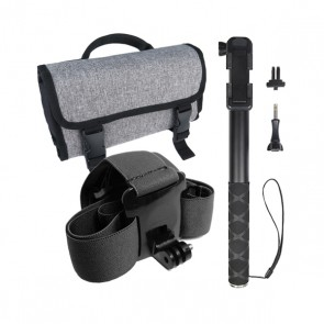 Action Camera Accessories Kit - Basic