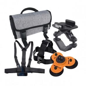 MOTORSPORTS Action Camera Accessories Kit - Advance